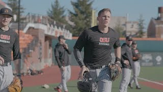 Download Honoring his roots: How Adley Rutschman sets the bar high for Oregon State baseball Video