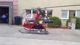 Download Classic Heli startup by Raphael Celier Video