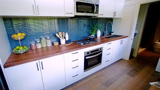 Download Tiny House, Big Kitchen Video