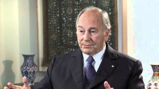 Download Aga Khan Extended Interview Video