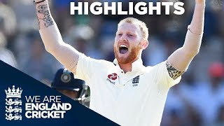 Download England Secure Test And Series Win | England v India 4th Test Day 4 2018 - Highlights Video