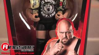 Download Big Show WWE Elite Series 10 Mattel Toy Wrestling Action Figure - RSC Figure Insider Video
