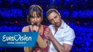 Download Love, Love, Peace, Peace - Måns Zelmerlöw and Petra Mede create the perfect Eurovision Performance | Video