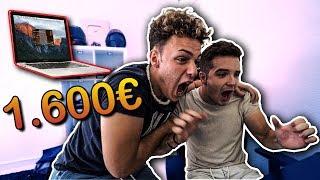 Download GANO UN MACBOOK en la ruleta Y SE LO REGALO a MI AMIGO!! Video