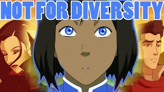 Download Why ALL your Characters Should be Bi (And it's NOT why you think) (ft Legend of Korra) Video