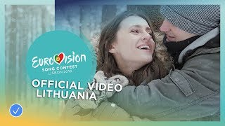 Download Ieva Zasimauskaitė - When We're Old - Lithuania - Official Music Video - Eurovision 2018 Video