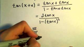Download Using the Sum and Difference Identities for Sine, Cosine and Tangent, Ex 1 Video