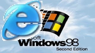 Download Installing Internet Explorer 6 on Windows 98 Second Edition Video