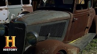 Download American Pickers: A Covetable '33 Ford Coupe | History Video