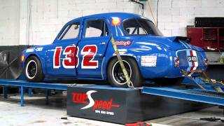Download Top Speed renault dauphine dyno run Video