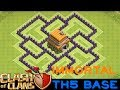 Download The Best Ever TH5 Defensive COC War Base (IMMORTAL DEFENSE)-Specialized For Clan Wars Only Video