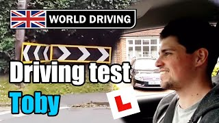 Download Full UK driving test (Toby's test) - Driving lessons Video