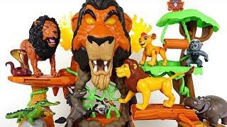 Download Lion Guard! Rescue my friends from hyena and crocodile in the Rise of Scar! - DuDuPopTOY Video