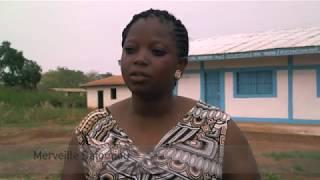 Download Une maison des femmes pour les habitants de Kaga Bandoro Video