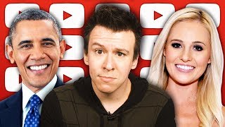 Download WOW! Tomi Lahren Hate Backfires, The Obama Boycott, NFL Kneeling Crackdown, & More Video