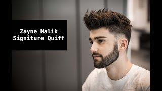 Download Zayn Malik Signature Hair Tutorial | Mens Summer Hairstyle Inspiration 2017 Video