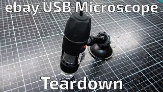 Download ebay USB Microscope Teardown Video