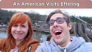 Download American Visits Dutch Theme Park! | Efteling | AD Video
