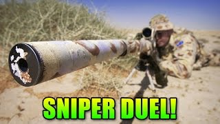 Download Epic JNG-90 Sniper Duel! | Double Vision Battlefield 4 Gameplay Video