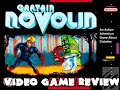 Download Captain Novolin - Video Game Review Video