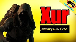 Download Destiny 2 | where is XUR | LOCATION Exotics 24 January 2020 Today Video
