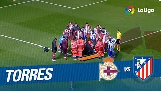 Download Fernando Torres da el susto en Riazor Video