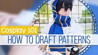 Download Cosplay 101: How to Draft Patterns || MangoSirene Video