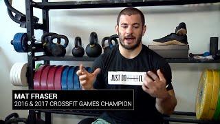 Download Mat Fraser Interview Video