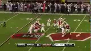 Download 2013 Penn State at Wisconsin Football Highlights Video