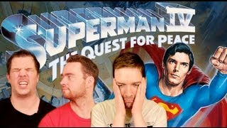 Download Superman IV: The Quest for Peace - Movie Review by Chris Stuckmann and Schmoes Know Video