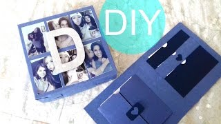 Download DIY ♡ BOX-CARD ♡ UNA ORIGINAL FORMA DE REGALAR TARJETAS ♡ Video