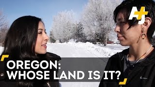 Download Oregon Occupation: Native Paiute Tribe Speaks | Direct From With Dena Takruri - AJ+ Video