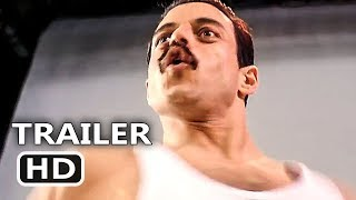 Download BOHEMIAN RHAPSODY Official Trailer (2018) Rami Malek, Freddie Mercury, Queen Movie HD Video