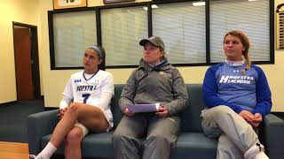 Download WLAX: Hofstra Postgame Press Conference vs. Columbia (3/20/18) Video
