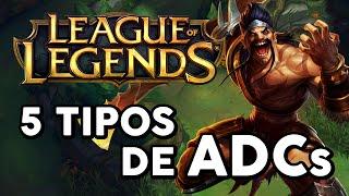 Download 5 TIPOS DE ADCs (LEAGUE OF LEGENDS) Video
