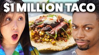 Download $1 Taco Vs. $1,000,000 Taco Video