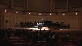 Download Paul Wang (7) plays piano at the UBC Chan Centre, Jun-22-2014 ″Dancing On The Green, by C. Gurlitt″ Video