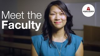 Download Meet the Faculty: Louise Huang, Ph.D. Video