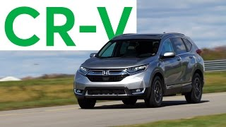 Download 2017 Honda CR-V Quick Drive | Consumer Reports Video