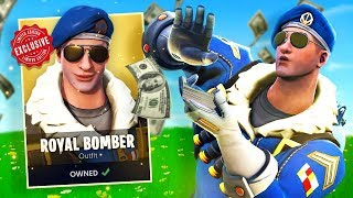 Download The MOST EXPENSIVE Skin In Fortnite Battle Royale! Video