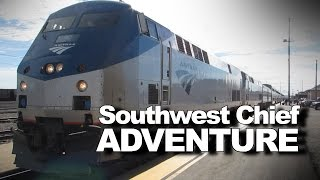 Download Exciting trip aboard Amtrak train from KC to California! Video