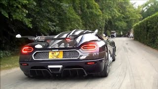 Download MAD Koenigsegg One:1 and One off Agera N BRUTAL ACCELERATIONS!! Video
