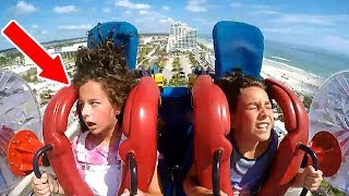 Download Kids Passing Out #5 | Funny Slingshot Ride Compilation Video