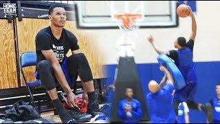 Download Trevon Duval Workout & Practice at IMG Academy (scene from ″Tricky Tre″ Ep. 1) Video