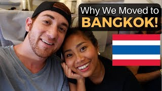 Download Why We Moved to BANGKOK! Video