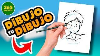 Download HOY DIBUJO TU DIBUJO - VERSIONANDO DIBUJOS DE MIS SEGUIDORES Video