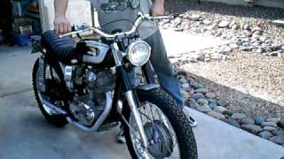 Download Vintage Ducati Scrambler 250 Video