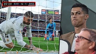 Download Real Madrid without Ronaldo and with him - Differences |HD Video