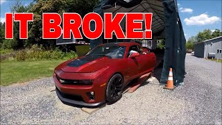 Download Highest CAM ONLY ZL1 Camaro EVER Video