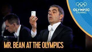 Download Mr. Bean Live Performance at the London 2012 Olympic Games Video